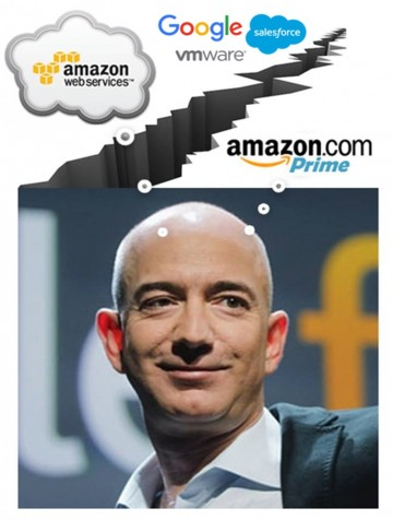 As Amazon's AWS cloud business grows, so do The Edge's arguments for spinning off the $100 billion gorilla in the room