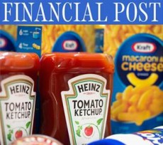 How the Heinz-Kraft merger is part of a consumer staples feeding frenzy. Greater spinoff M&A to come says The Edge