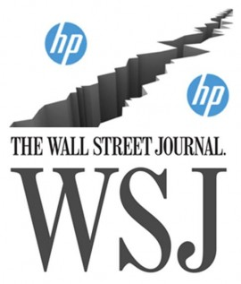 WSJ: The Edge sees value in Hewlett-Packard as it Officially Files to Split, chasing Amazon and Apple